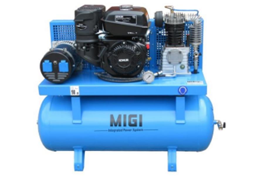 Generador y compresor MIGI 402 KB/O